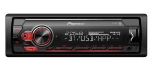 Radio samochodowe MVH-S410BT