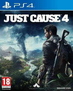 Gra PS4 Just Cause 4