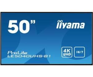Monitor wielkoformatowy 50'' LE5040UHS-B1 LAN,AMVA3,18/7,4K,