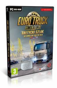 Gra PC Euro Truck 2 Bałtycki szlak Beyond the Baltic Sea