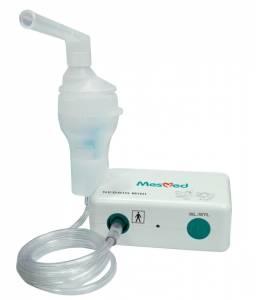 Inhalator pneumatyczno-tłokowy przenośny MM-508 Nebbio   Mini