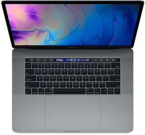 MacBook Pro 15 Touch Bar, i7 2.6GHz 6-core/32GB/512GB SSD/Radeon Pro 560X 4GB - Space Grey MR942ZE/A/R1