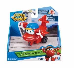Figurka Super Wings Pojazd Flip