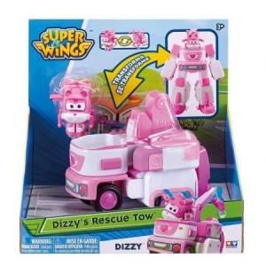 Figurka Pojazd transformujący Super Wings  Dizzy