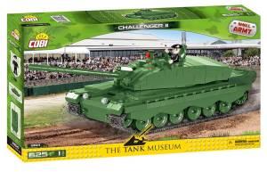 Klocki Armia Challenger II brytyjski czołg podstawowy