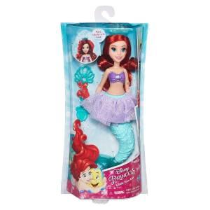 Lalka Księżniczki Disneya - Wodne Księżniczki, Arielka