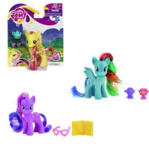 Figurki My Little Pony Kucyki podstawowe