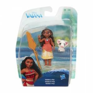 Figurki Vaiana i Pua