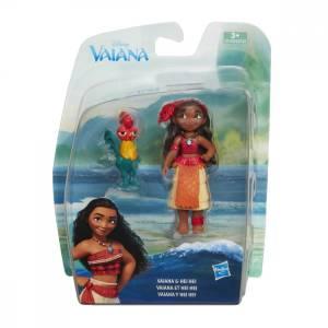 Figurki Vaiana i Hei Hei