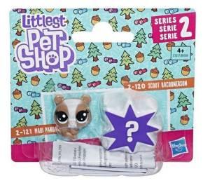 Figurki Littlest Pet Shop Wild dwupak