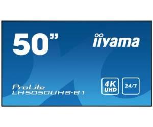 Monitor 50'' LH5050UHS-B1 4K,24/7,AMVA3,LAN,DAISY