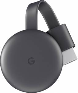 Chromecast Media Player 3 gen