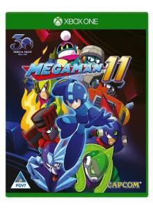 Gra Xbox One Mega Man 11