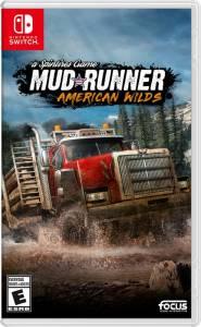Gra Nintendo Switch Spintires: Mud runner american wilds edition