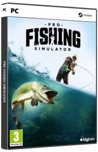 Gra PC Pro fishing simulator