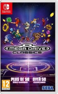 Gra Nintendo Switch Sega Megadrive Classics