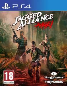 Gra PS4 Jagged Alliance Rage