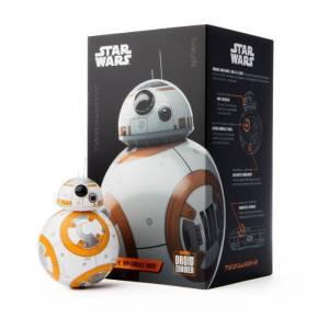 Robot Star Wars BB-8 + opaska Force Band