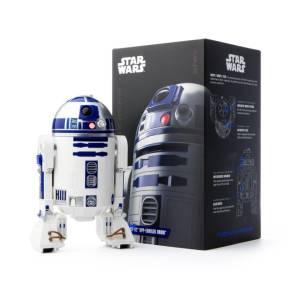 Robot Star Wars R2-D2 + opaska Force Band