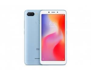 Smartfon Redmi 6 Dual Sim 4/64GB niebieski