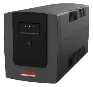 Zasilacz awaryjny UPS ME-1200ssu 1200VA/720W AVR 3xSCH USB RJ45