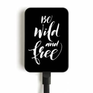 Powerbank MC5 Wild, 5000mAh, 2.1A/ 5V, czas ładowania 5h, kabel micro USB