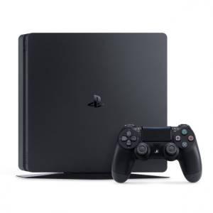 Konsola Playstation 4 500GB Slim Czarna