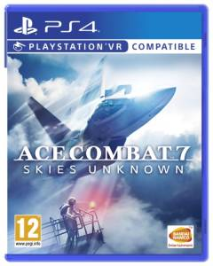Gra PS4 Ace Combat 7 Skies unknown