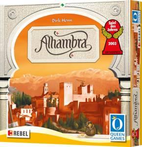 Gra Alhambra