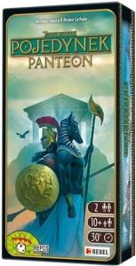 Gra 7 Cudów Świata Pojdynek - Panteon