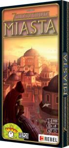 Gra 7 Cudów Świata: Miasta