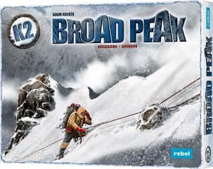 Gra K2 Broad Peak wersja polska