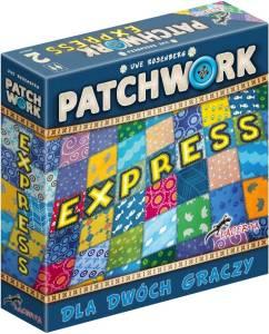 Gra Pachwork Express PL