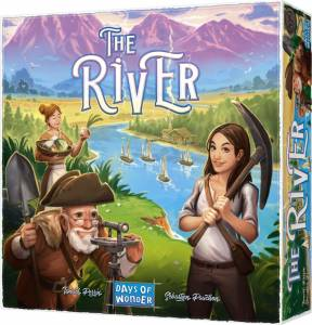 Gra The River wersja polska