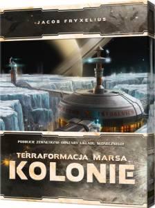 Gra Terraformacja Marsa: Kolonie