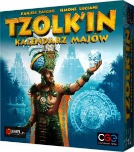Gra Tzolkin: Kalendarz Majów