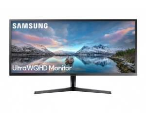 Monitor 34 S34J550WQUX 3440x1440 Ultra WQHD