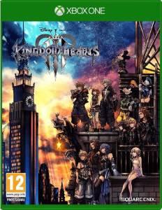 Gra Xbox One Kingdom Hearts 3