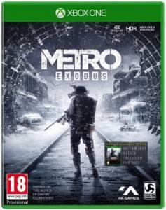 Gra Xbox One Metro Exodus