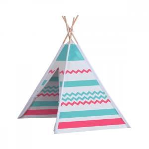 Namiot drewniany Tipi