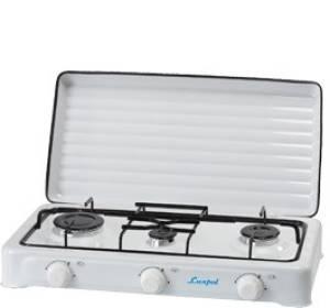 Kuchenka gazowa trzypalnikowa K03S