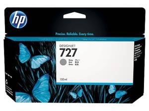 Tusz HP 727 130 ml Gray B3P24A