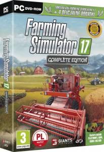 Gra PC Farming Simulator 2017complete edition