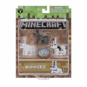 Figurka Minecraft - Zestaw królików