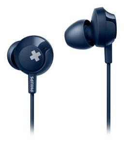 Słuchawki SHE4305 niebieskie