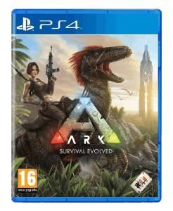 Gra PS4 Ark Survival Evolved