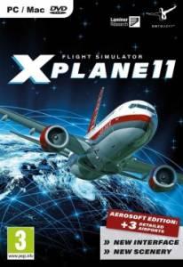 Gra PC PCG Flight Simulator - XPlane 11