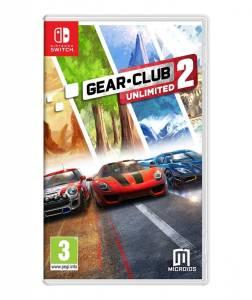 Gra Nintendo Switch Gear Club 2