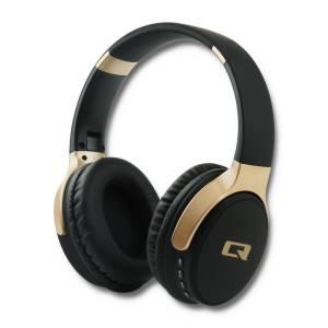 Słuchawki bezprzewodowe nauszne z mikrofonem BT FM MP3 TF