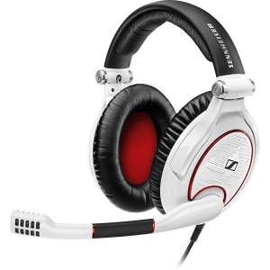 Słuchawki Game Zero białe